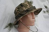 Панама Военная камуфляж Пиксель