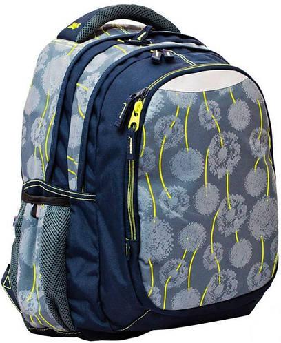 """Вместительный практичный подростковый рюкзак 26 л. Т-22 """"Blowball"""" YES! 552650"""