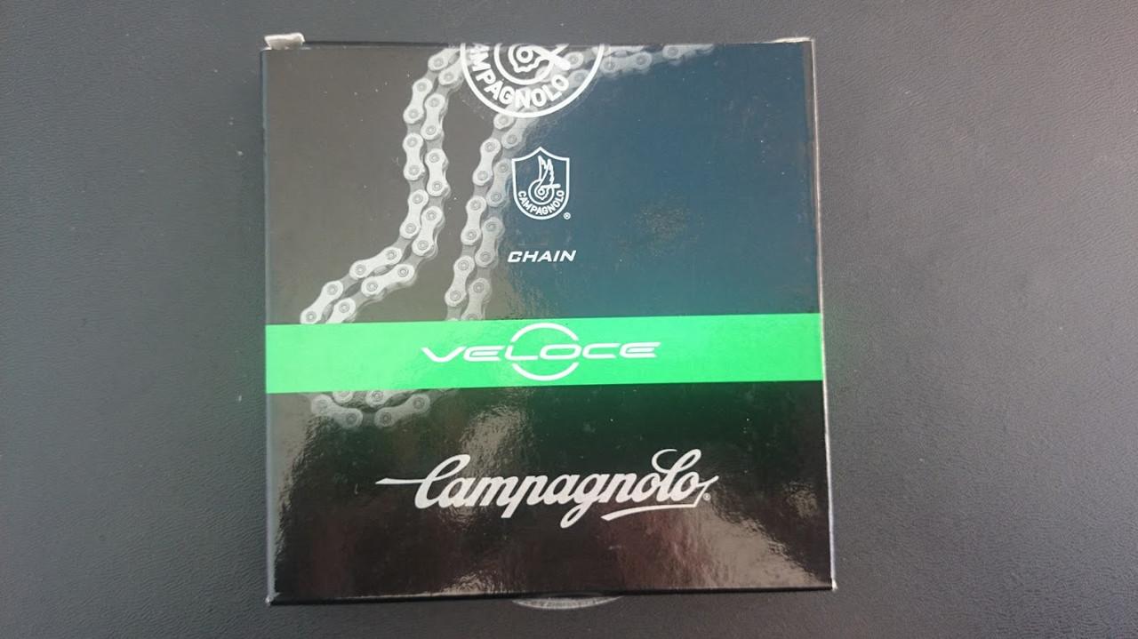 Цепь Campagnolo Veloce 10-ступенчатая