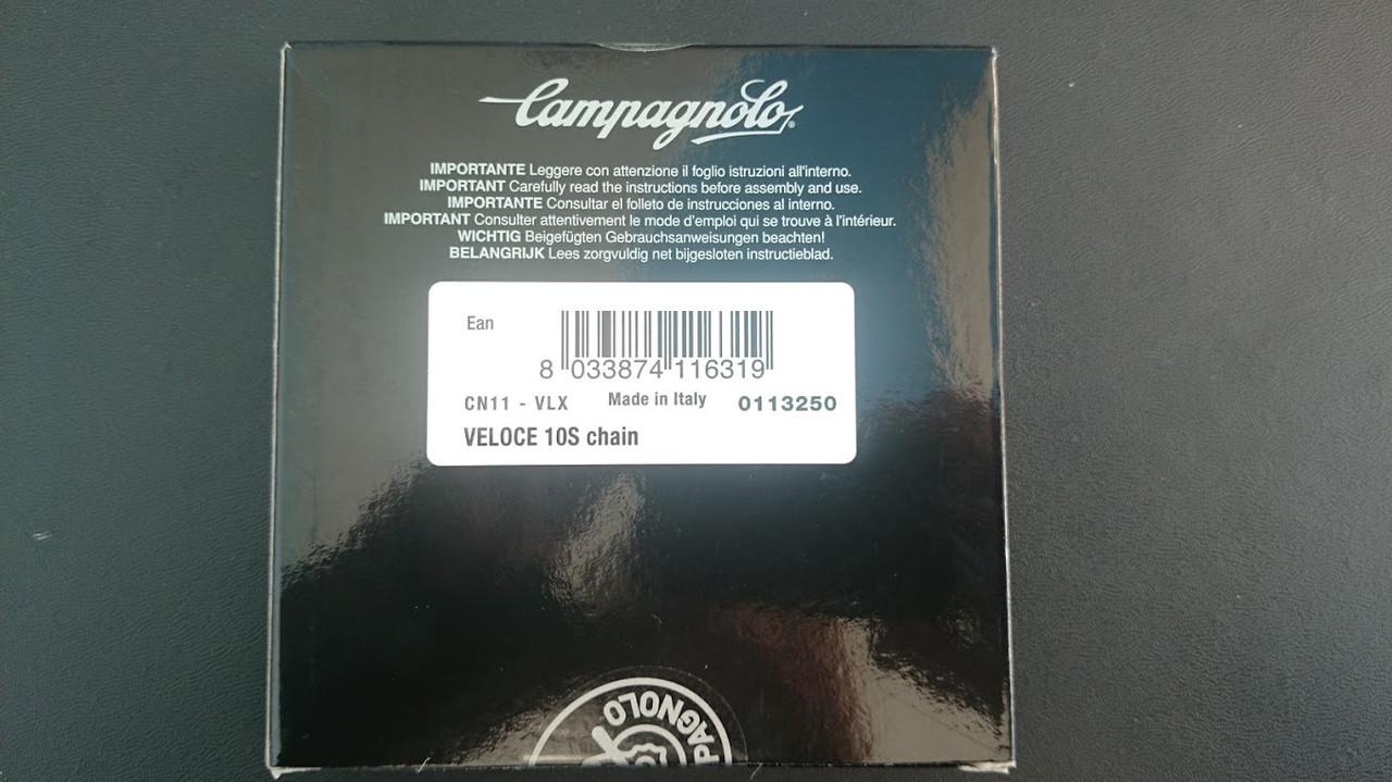 Цепь Campagnolo Veloce 10-ступенчатая - картинка 2