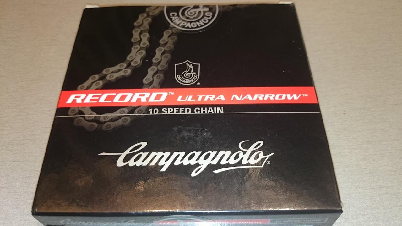 Campagnolo Record 10-скоростей - картинка 1