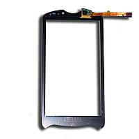 Сенсорный экран для телефона SONY ERICSSON MK16 черный