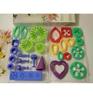 Кондитерский набор из 28 предметов для создания цветов