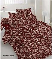 Красивый комплект постельного белья Двуспальный