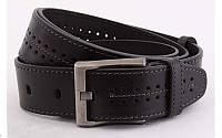 Ремень мужской кожаный джинсовый ширина 45 мм 930380