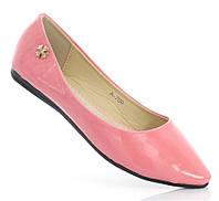Женские балетки OREE Pink, фото 1