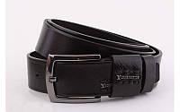 Ремень мужской Louis Vuitton  кожаный ширина 40 мм 930388