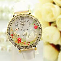 Часы для девушек Mini World — White Swan