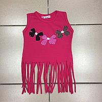 Детская одежда оптом Майка для девочек оптом р.2-5 лет