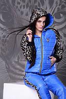 Женская куртка -стеганная плащевка на синтепоне 250