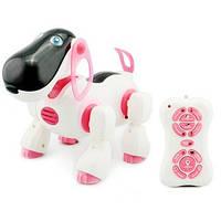 """Детская интерактивная игрушка """"Собака робот Ки-ки"""" на радиоуправлении 2089"""