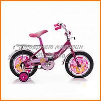 """Велосипед двухколёсный Azimut 12"""" Принцесса"""