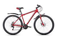 Велосипед на алюминиевой раме Intenzo Flagman 29ER