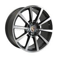 Литые диски Replica Porsche (PR246) R20 W11 PCD5x130 ET60 DIA71.6 (GMF)