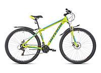 Велосипед на алюминиевой раме Intenzo Premier 29ER