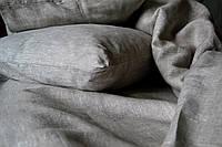 Комплект постельного белья двуспальный, лен 100%