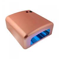 УФ лампа для ногтевого сервиса Global Fashion 818-3