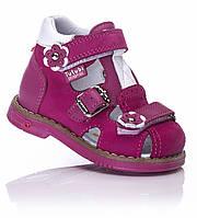 Ортопедическая детская и подростковая обувь Босоножки  для девочки 18  tutubi