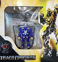 Интерактивная игрушка Летающий робот-трансформер Transformers, фото 1