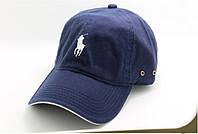 Молодежная кепка, бейсболка Polo Ralph Lauren. Удобный головной убор. Оригинальная, модная кепка. Код: КЕ574