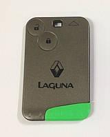 Ключ-карта Renault Laguna
