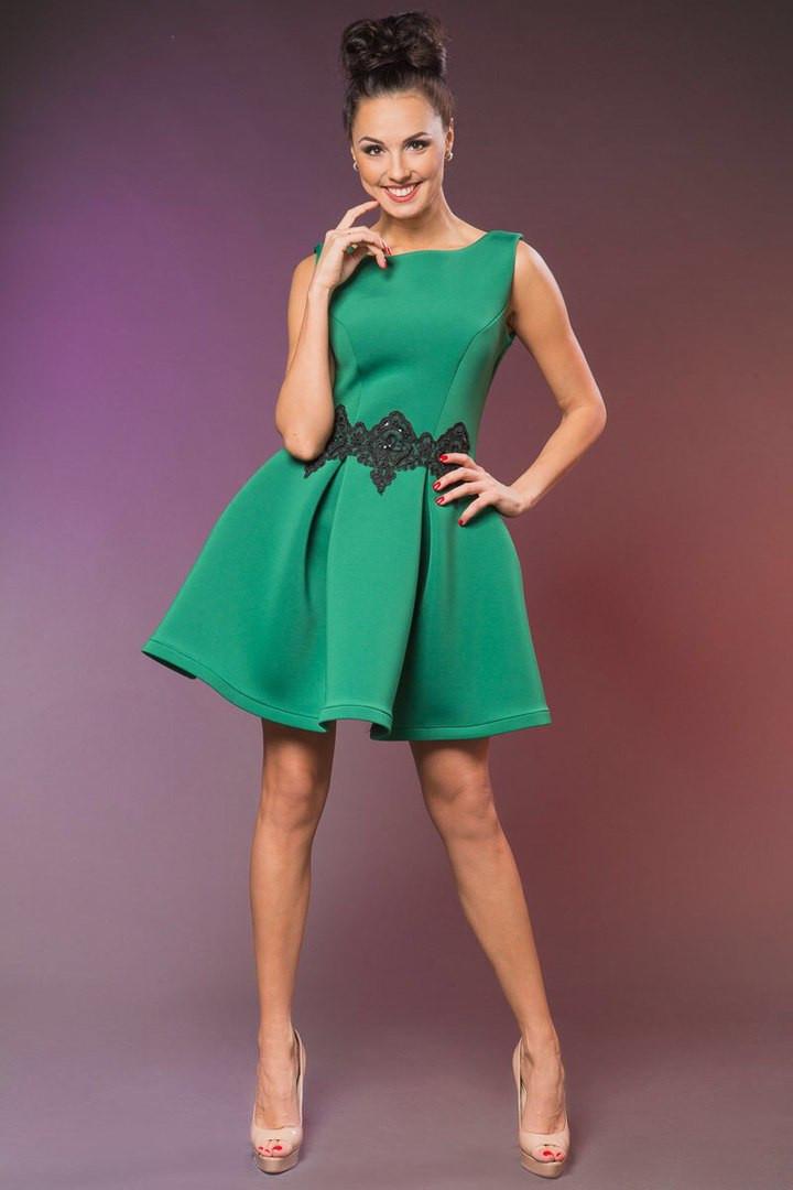 Платье с юбкой колокол с доставкой