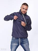 Анорак мужской Берк серый , куртки мужские