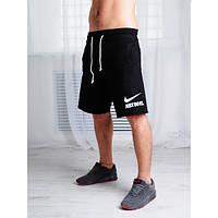 Шорты мужские Nike черные, магазин одежды