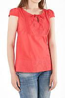 Блузка летняя на завязках