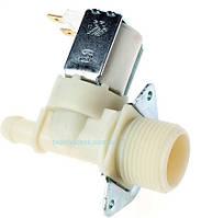 Заливний клапан для пральних машин Бош (Bosch), Сіменс (Siemens), Самсунг (Samsung), Індезіт (Indesit) та ін