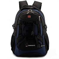 Тактический военный рюкзак Swissgear. Многофункциональный. Отделение для ноутбука, карман-органайзер.Код:КЕ579