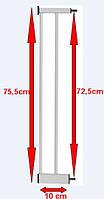 Дополнительная секция для ворот  (10см)