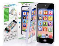 Детский музыкальный телефон Y-Phone, развивающий сенсорный смартфон