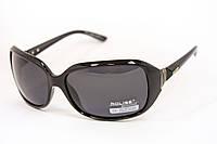 Мужские солнцезащитные очки в темной оправе, фото 1