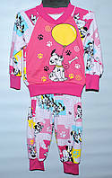 Костюмчик  для  дівчинки 1-6 років (піжама)Doggi