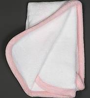 Детское полотенце из органического хлопка BABY/ORGANIC CHILD  HAMAM 30х30  White/Pearl