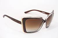 Женские очки стильной формы и красивым сочетанием цветов оправы, фото 1