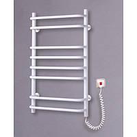 Электрический полотенцесушитель Стандарт 8 Белая