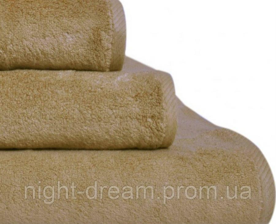 Изысканное полотенце 70х140 Glam HAMAM песочное