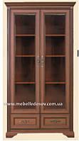 Росва шкаф для книг витрина ШК-329 (БМФ)