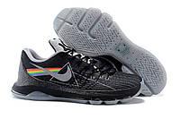 Мужские кроссовки Nike KD 8 King Black/Grey/Colorway Black