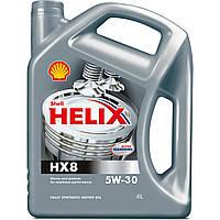 Масло моторное Shell 5W-30 HX8 4л