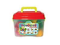 Іграшка мозаїка-пазли Бджілка Технок 3619