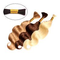 Натуральные волосы Remy Свободная волна 50 см Lady Victory 100г LDV HB-CW /04-17