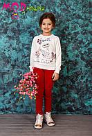 Детские штаны, лосины, одежда для девочек 3-10