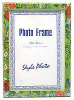 Фоторамка цветная для сертификатов, грамот (20,5х29,5 см)