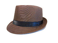 Шляпа Челентанка (Brown)