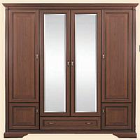 Росава шкаф 4-х дверный Ш-1330 (БМФ)4