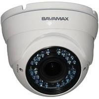 Видеокамера купольная SAV 37P с ИК подсветкой на 2 МП формата AHD