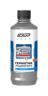 Герметик радиатора «Стоп-течь» LAVR Radiator Sealer Stop Leak